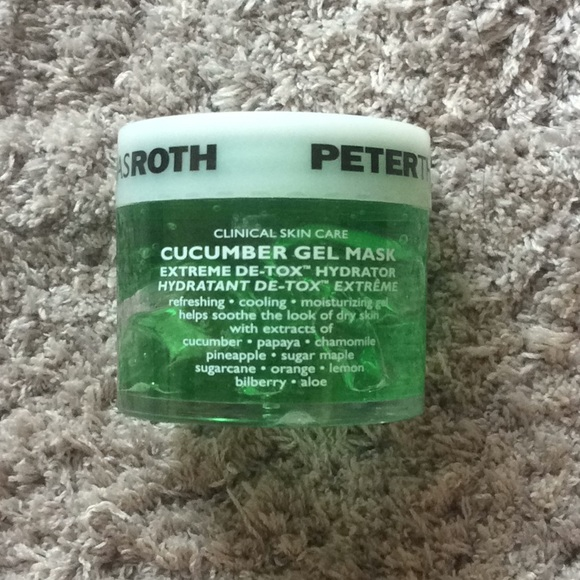 Sephora Other - Peter Thomas Roth cucumber gel mask 1.7oz